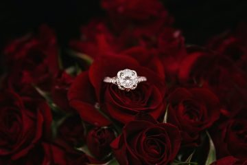 History of Diamond Engagement Rings