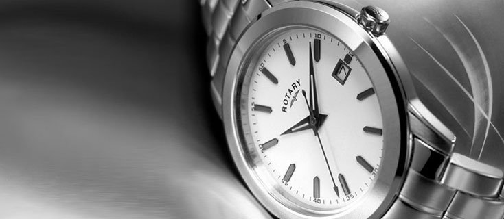 The History of Rotary Watches