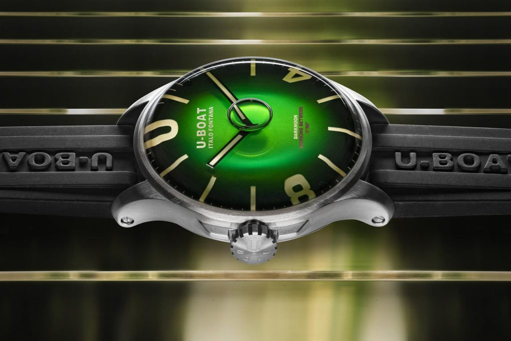 U-Boat's New Colourful Watches