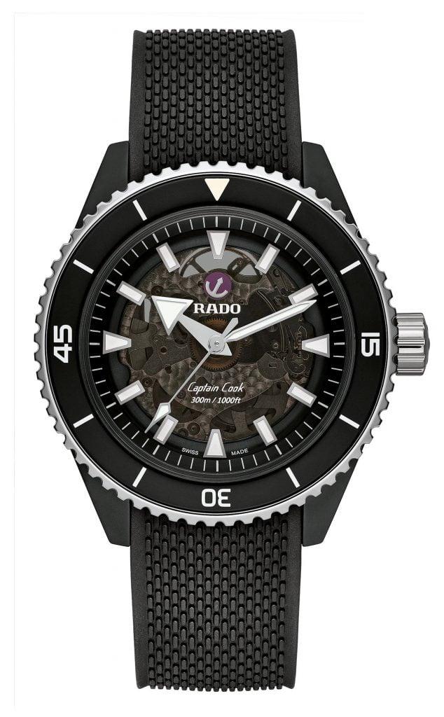 New Rado Captain Cook High-Tech Ceramic Watches