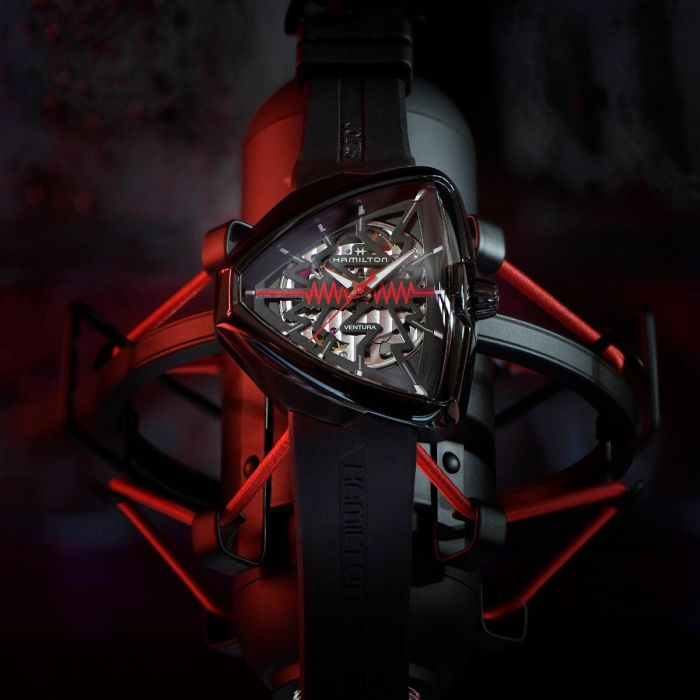 New Hamilton Ventura Elvis80 Skeleton Watches