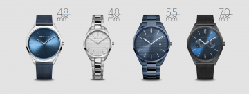 Bering's Ultra-Slim Collection
