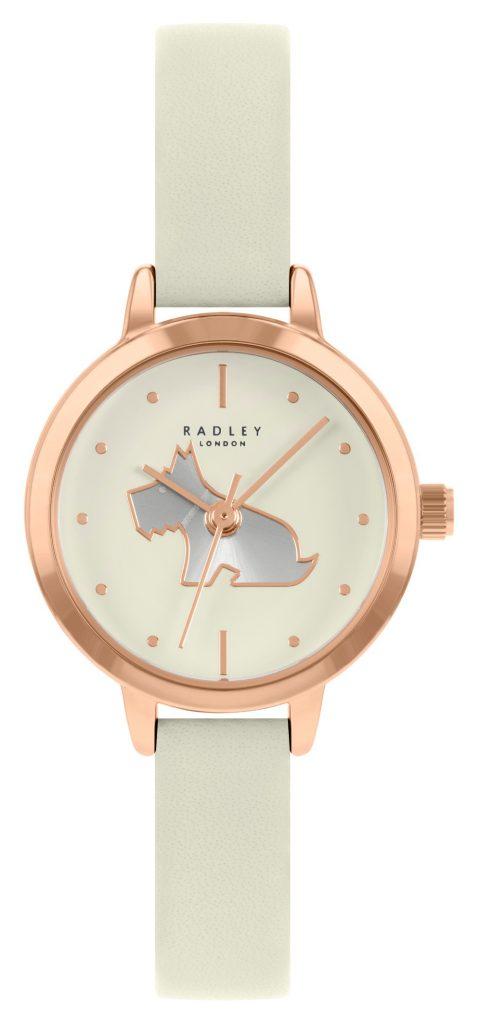 radley cream watch