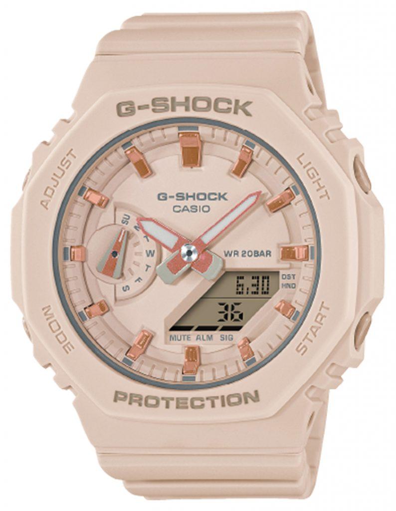 pink casio g-shock
