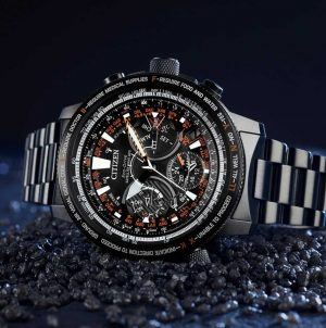 Citizen Eco-Drive Satellite Wave GPS Limited Edition