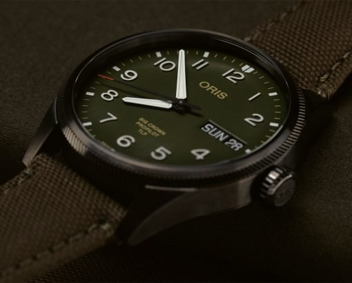The Oris TLP Limited Edition