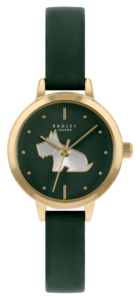 10 On-Trend Green Watches for Women 2021