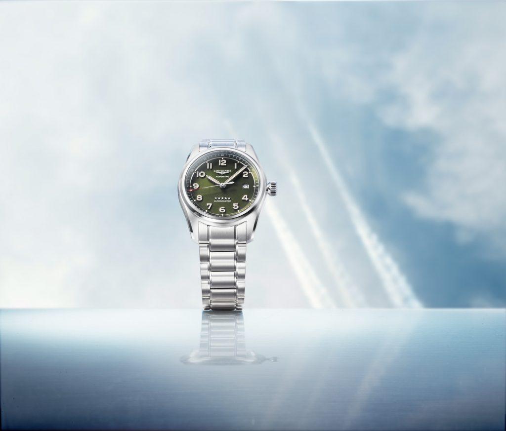 The Longines Spirit Green watches