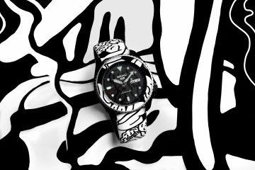 Seiko Launch Automoai Limited Edition Watch