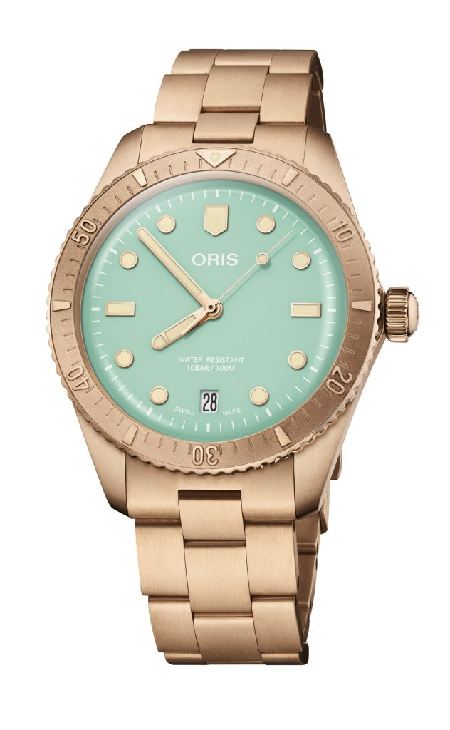 All New Oris Cotton Candy Collection