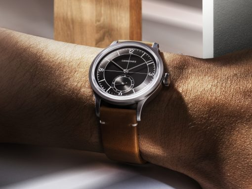 The Newest Longines Heritage Classic