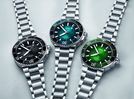 All New Oris Aquis Date Watches