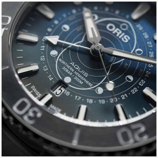 The Oris Das Watt Limited Edition Watch