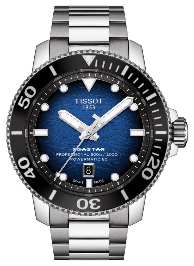 Tissot Seastar 2000 Collection