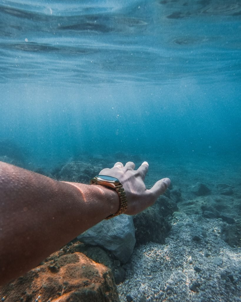Diving Certified Water Resistant Watches