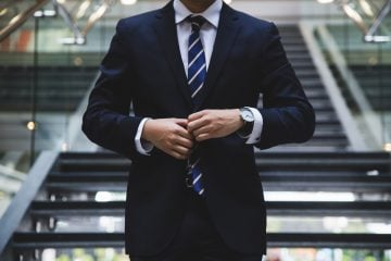 5 Reasons to Wear a Watch for a Job Interview