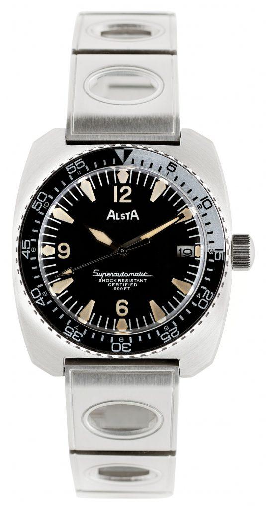 A Closer Look at Alsta Watches - World Ocean's Day 2021