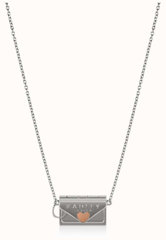 radley envelope necklace