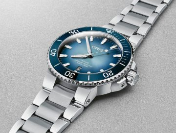 The History of Oris Watches