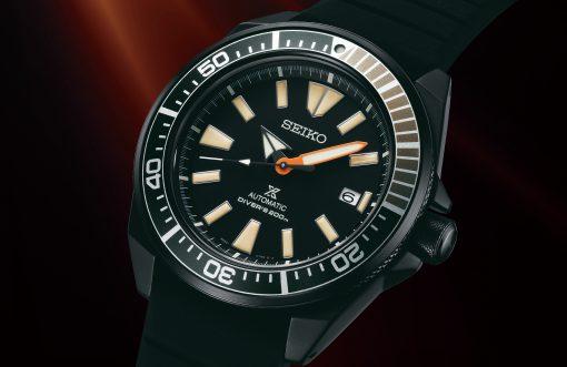 New Seiko Black Series Watches