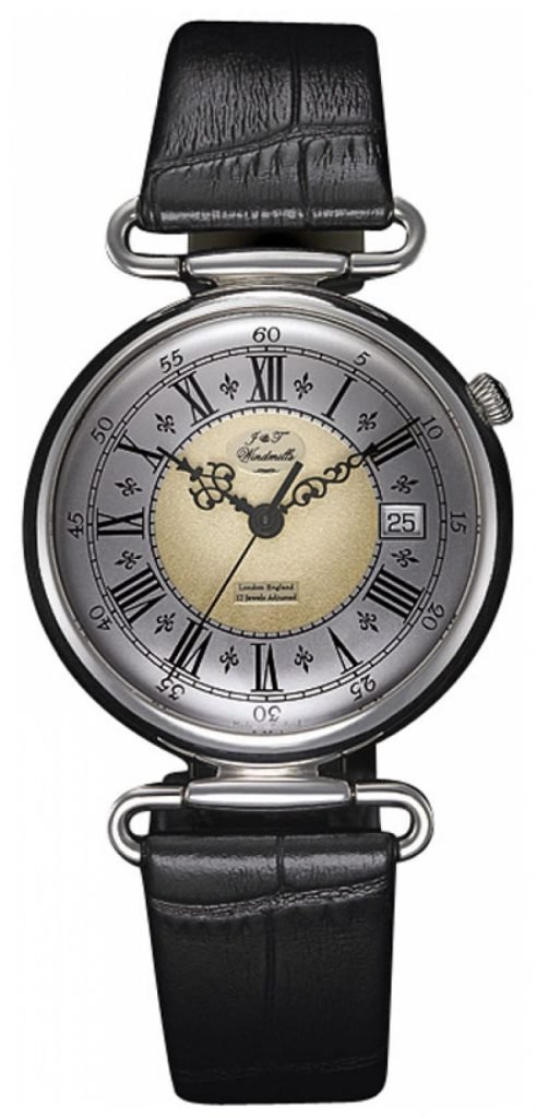 A History of British Watchmaking