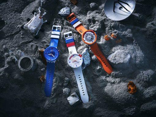 Swatch Big Bold NASA Watches