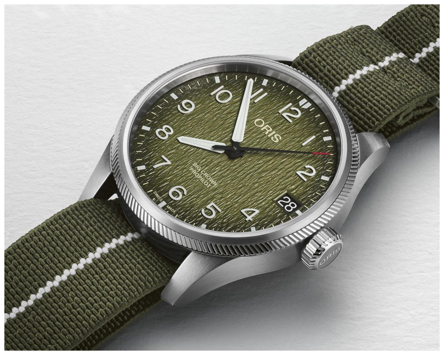 Limited Edition ORIS Okavango Air Rescue Watch