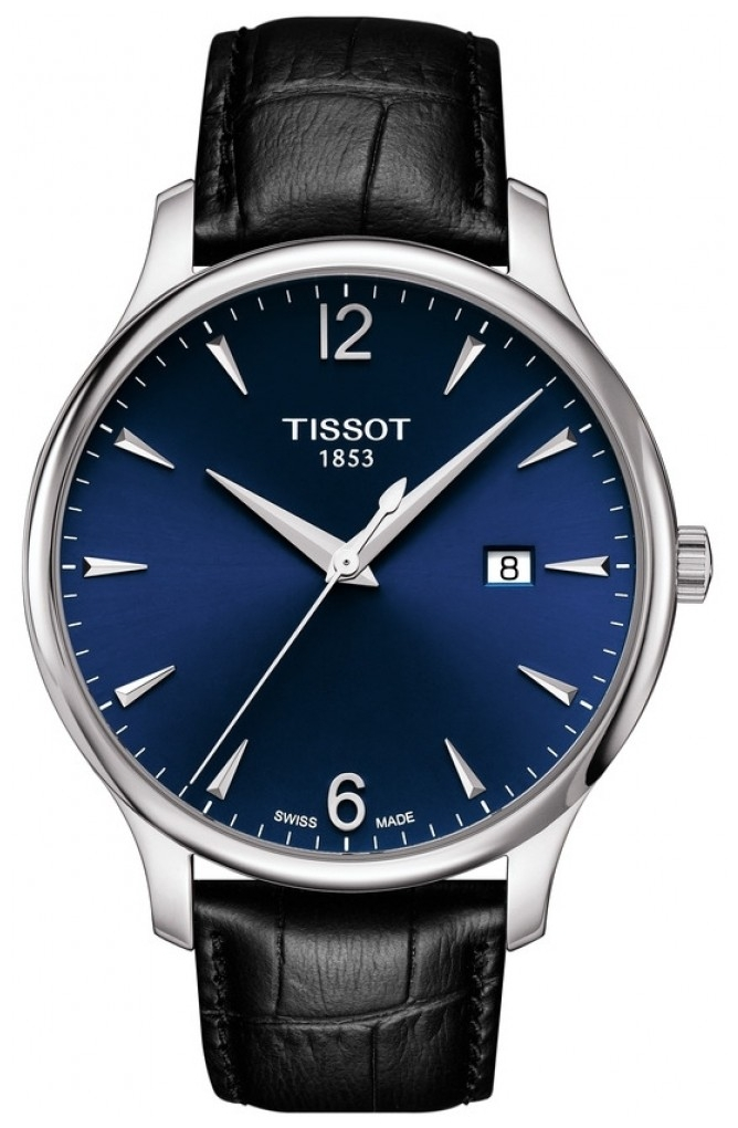tissot's traditional watch