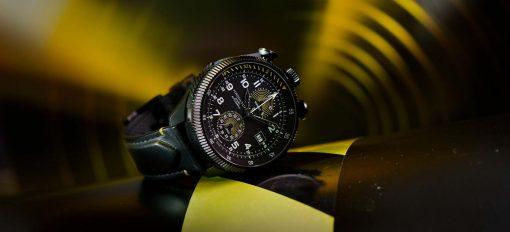 Record-Breaking Pilot Inspires Hamilton Watch