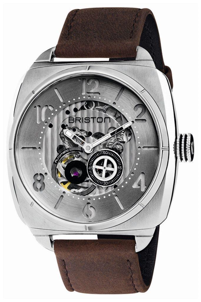 Briston's Streamliner Skeleton Watches