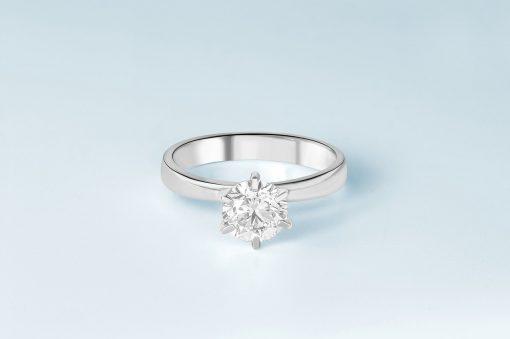 Top 5 Platinum Engagement Rings
