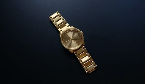 Top 10 Gold Watches