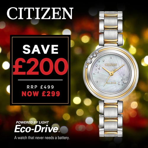 Citizen Womens Carina Special Offer