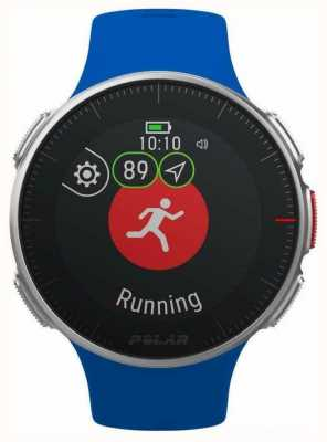 Polar | Vantage V (With HR Strap) | Blue | GPS Multi Sport HR 90080284