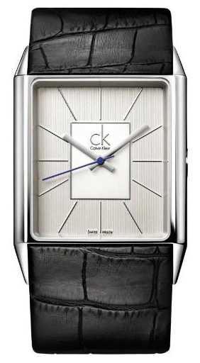 Calvin Klein Mens Angular K9621120