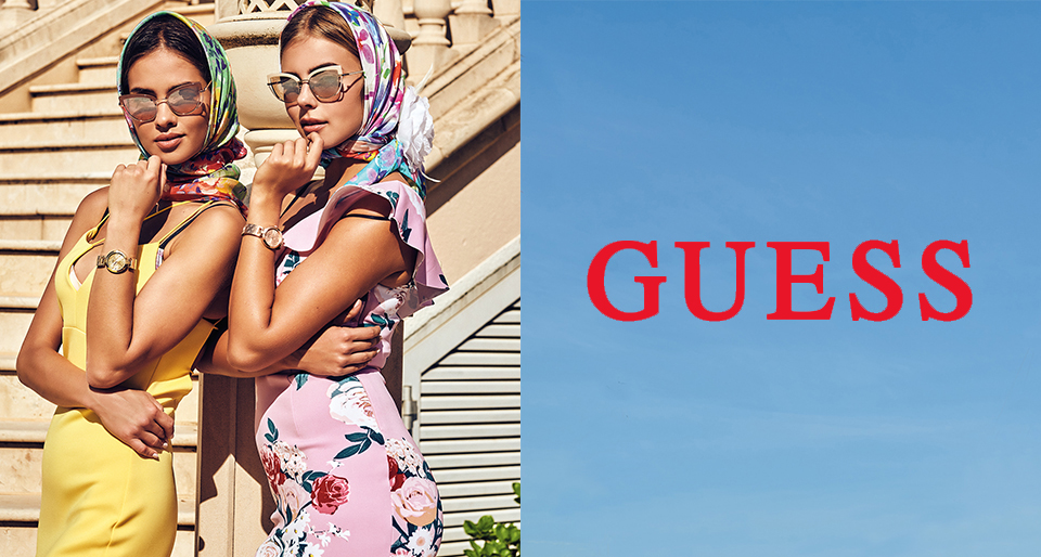 Guess Watches Banner