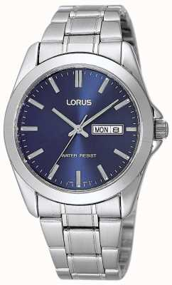 Lorus Mens Bracelet Watch RJ603AX9