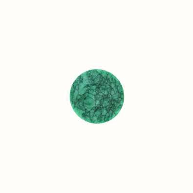 MY iMenso Insigne/Ring Quartz Dark Green Natural Stone 14mm 14-0118