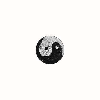 MY iMenso 925/Rhod-Plated Insigne/Ring Swarovski El. Y/Y 14M 14-0588