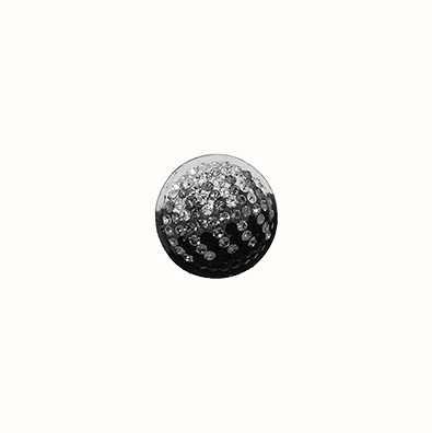 MY iMenso 925/Rhod-Plated Insigne/Ring Swarovski El. Blk/Wht 14-0591