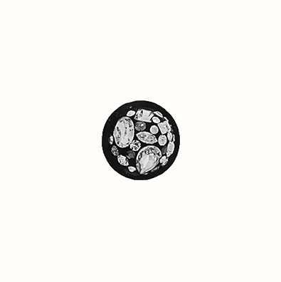 MY iMenso 925/Rhod-Plated Insigne/Ring Swarovski El.Special 14-0954