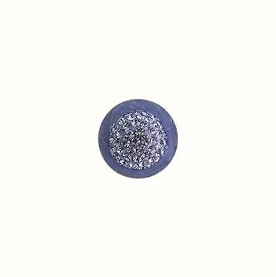 MY iMenso 925/Rhod-Plated Insigne/Ring Swarovski El. Purple 14-0997