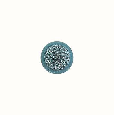 MY iMenso 925/Rhod-Plated Insigne/Ring Swarovski El. Aqua (- 14-0998