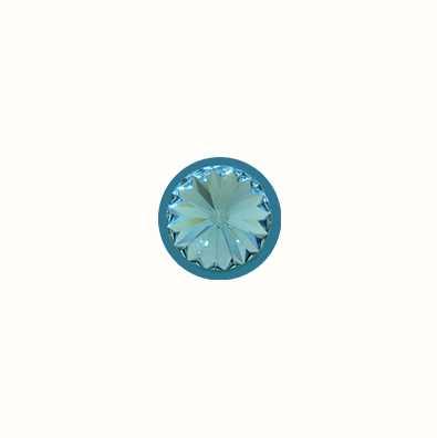 MY iMenso Birthday Stone March Aquamarine Insigne/Ring 14mm 14-1021