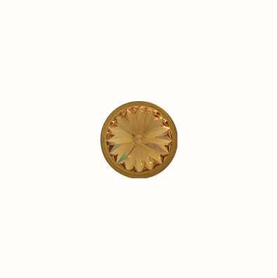 MY iMenso Birthday Stone November Topaz Insigne/Ring 14mm 14-1029