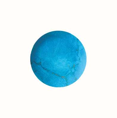 MY iMenso Turquoise Gemstone 24mm Insignia 24-0082