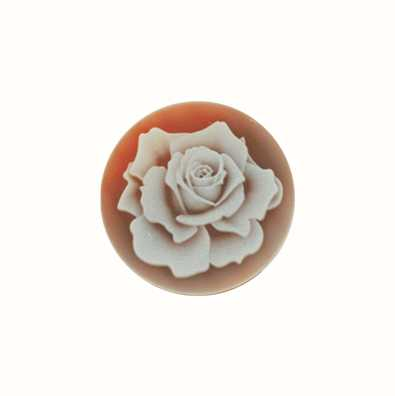 MY iMenso Rose Agate Cameo 24mm Insignia (Red) 24-0145