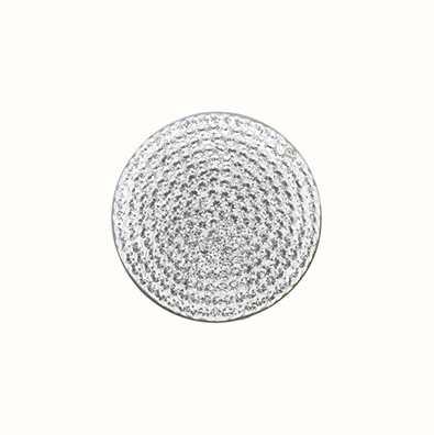 MY iMenso Genuine Swarovski Stones 24mm Insignia (925/Rhod-P 24-0478