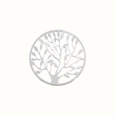MY iMenso Tree Of Life Cover Insignia 24mm (925/Rhod-Plate 24-0479