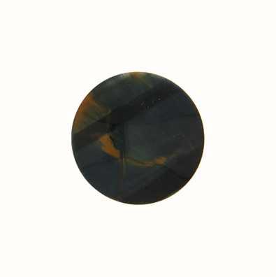 MY iMenso Blue Tiger Eye Gemstone 24mm Insignia 24-0849